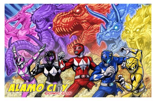 May the Power Protect You - ACCC print! by KaijuSamurai