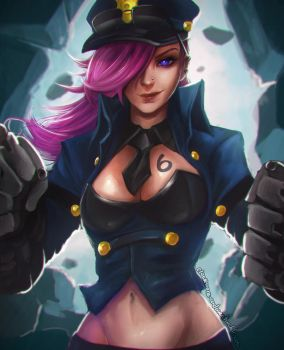 Officer Vi by Koyorin