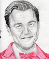 Jay Gatsby/Leo DiCaprio by Mesymes