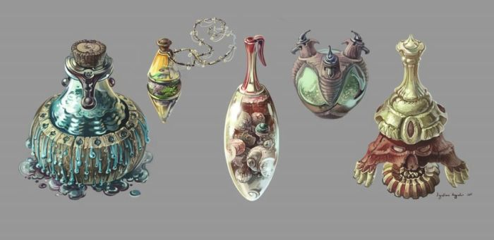 Potions by AugustinasRaginskis