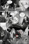 LUCID Page Five by meritcomics
