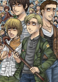 Silent Hill Allstars by Berylunee