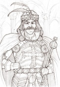 Grand Duke Vaclav Dracule by JanBoruta