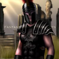 Roman Warrior by jucstice