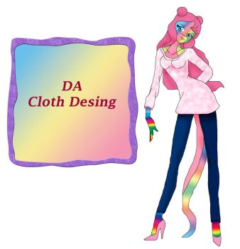 Cloth desings Open by Saoswife