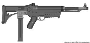 Bullpup MP40 by Robbe25
