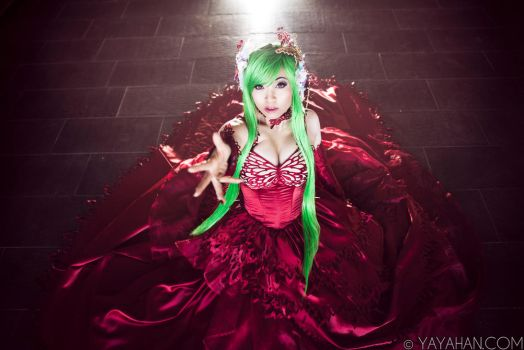 The Power of the Geass by yayacosplay