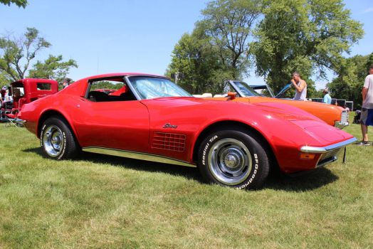 The Red Stingray by PhotoDrive