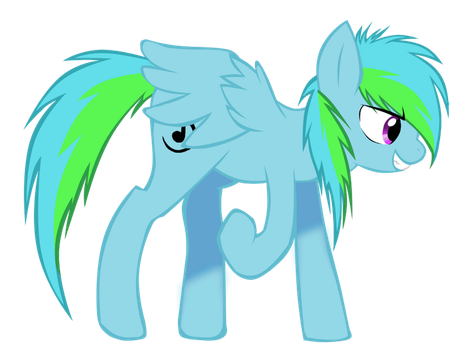 OmniPony Vector, Music Is War by MixAlanaPony