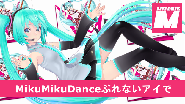 [MMD] Burenai Ai De Motion by ikirui