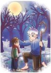 Jack Frost With Jamie by Fukutan