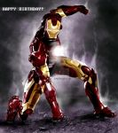 Ironman by naftie