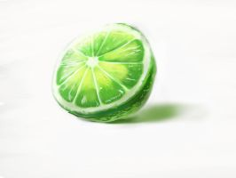 Lime by duduOmag