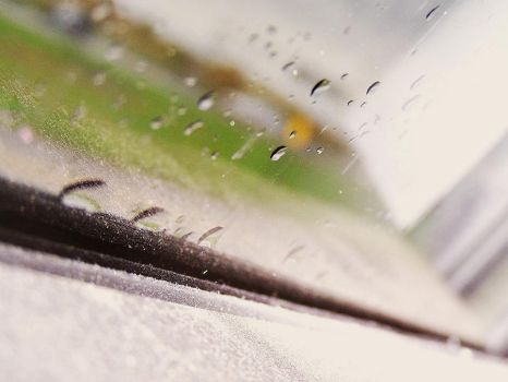 Raindrops by morganforrester