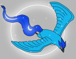 Articuno by TheSaure55