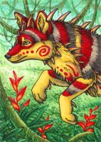 ACEO for Redwall151 by Dragarta