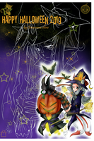 Happy Halloween 2010 by InnocenceShiro