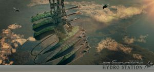 Hydro Station - CDS 31082009 by tigaer