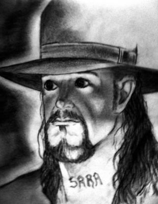 The Undertaker by sozey