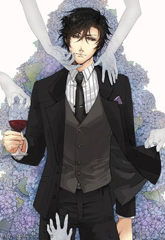Jumin Han by tatouji