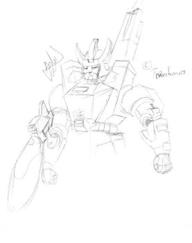 Transformer by MoonCrater