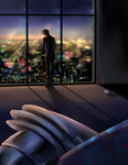 It's Lonely at the Top by suishouyuki
