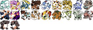 Gsc Style Icons by cheepers
