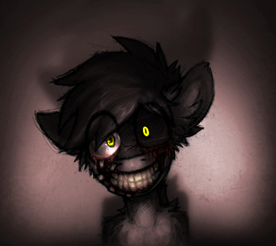 Help you smile by Terror--Bite