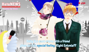 Special Feeling series - Russia x Estonia by katnel88