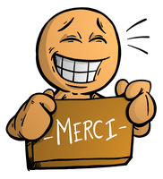 Merci by alexpixels