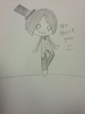 no thank you :3 by Askgreedler