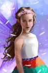 Daily Sketch - 023 (Fairy Princess) by CreativeTouchArt