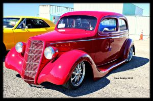 Sick 1935 Ford by StallionDesigns