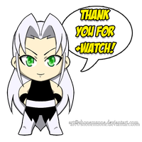 Thank you for watch by ShonemZone
