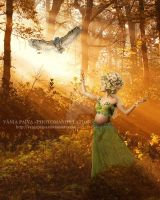 Mother Nature by vaniapaiva