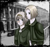 APH: Tired of wars by Anila-chan