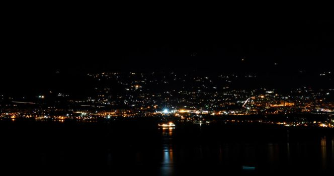 Palermo by night #2 by Gimmy89