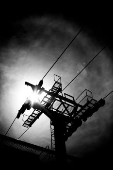 Chairlift by raven9999