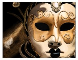 Dreams of Venice -Mask 2 by Julibee-Darling