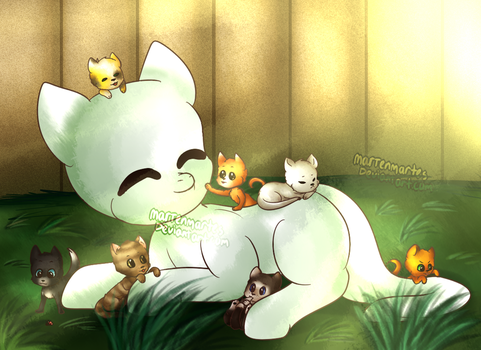 Ych Kittens (CLOSED) by Martenmartes