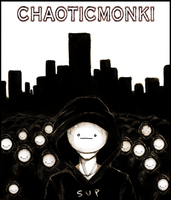 CHAOTICMONKI by ShadedAstral