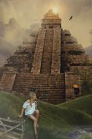 Temple by parumanchi