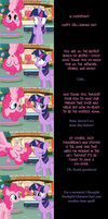 Pinkie Pie Says Goodnight: Deja Vu by MLP-Silver-Quill