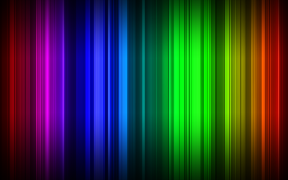 Rainbow Lines by linkitch