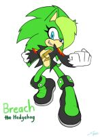 Female Scourge by SonicDnB
