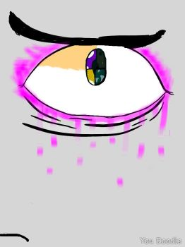 The eye of the dollie'ss together/my new pf pic by Gemstoneflames