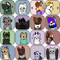 icons for the kids by littledoge