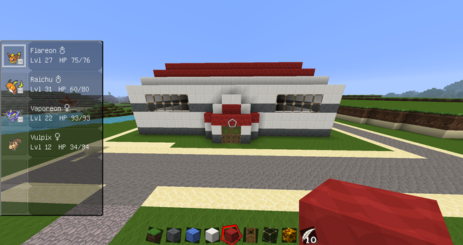 Viridian City Pokecenter (Almost) Final Version by The-Macattack
