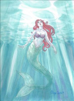 Ariel by ChrysocollaSpots