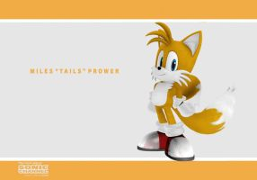 Tails (Channel style) by eggmanteen